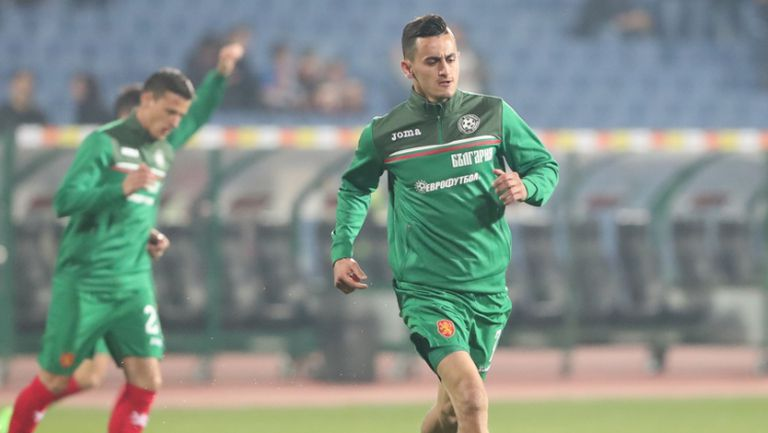 Беларус - България 2:1