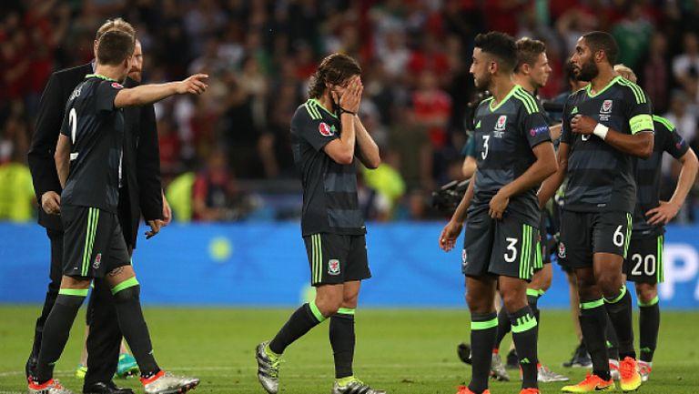 Сърбия - Уелс 1:1