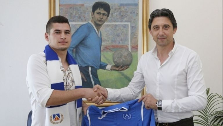 Левски с пореден нов играч