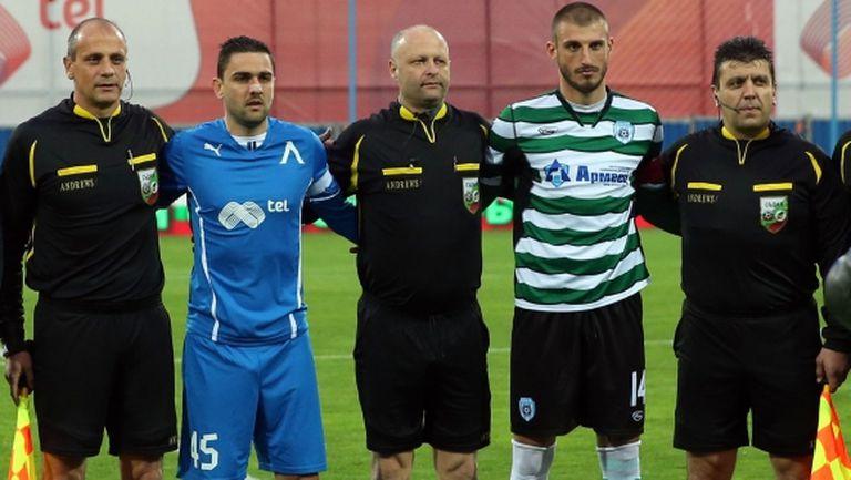 Христо Ристосков посочи ликвидаторите на футболното съдийство в България