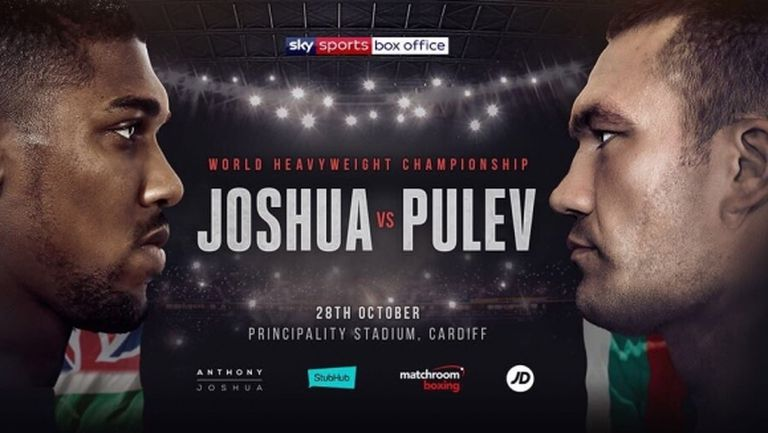 Битка ще има! Джошуа - Пулев ще се срещнат за световната титла