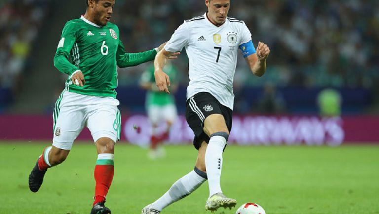 Германия - Мексико 4:1