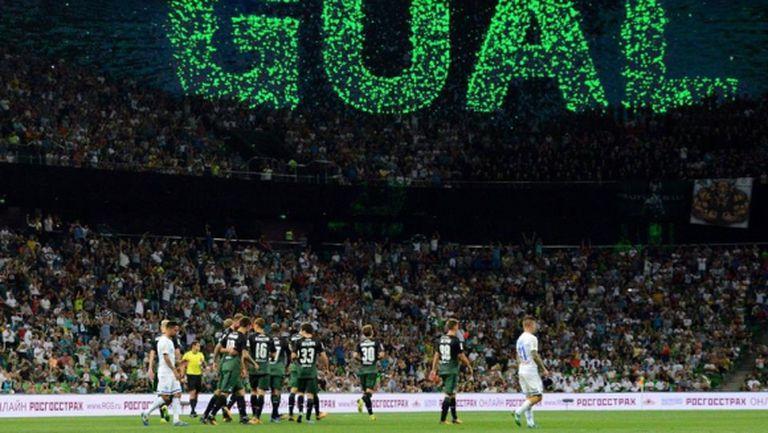 Краснодар влезе в асоциацията на европейските клубове