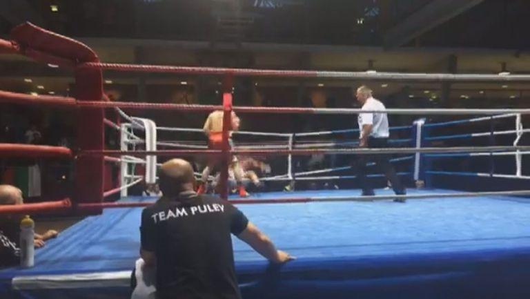 Тервел Пулев изхвърли босненец от ринга