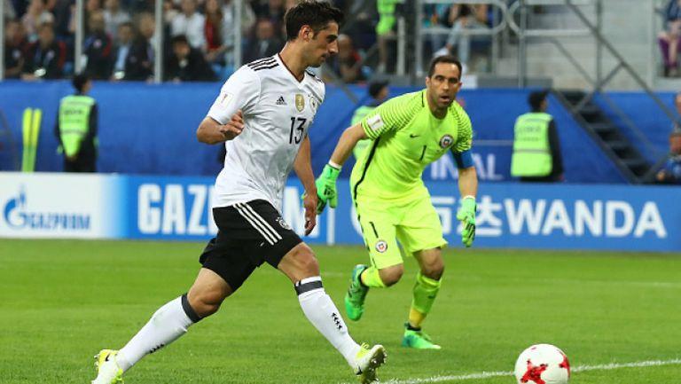 Чили - Германия 0:1