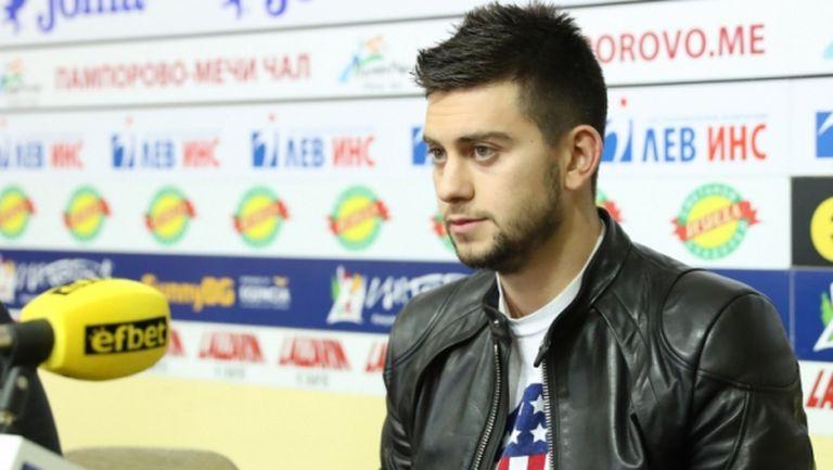 Костов: Ако Дани Младенов е в отбора, може да ни помогне, но…