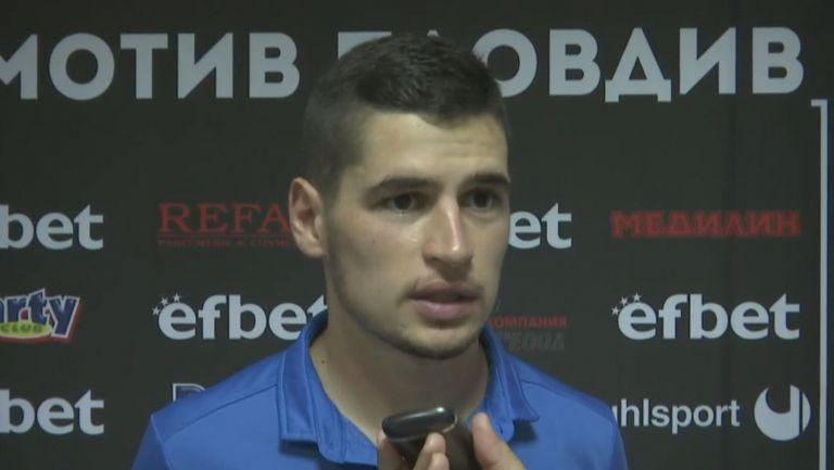 Иван Горанов: С времето ще играем все по-добре