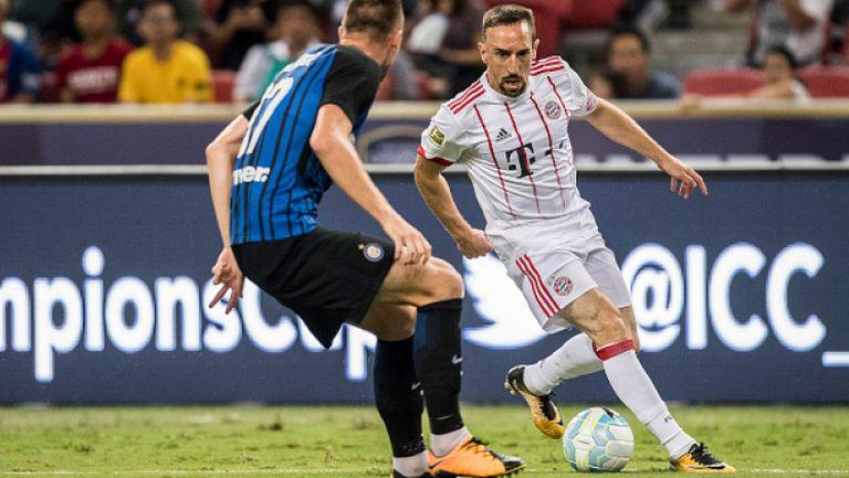 Интер надигра Байерн (Мюнхен) с 2:0