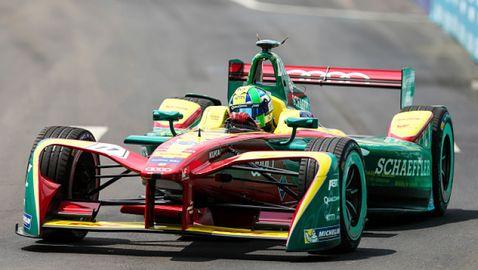 Лукас ди Граси е новият шампион във Формула Е