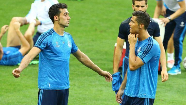 Арбелоа: Реал Мадрид има толкова червени картона, колкото Барса за два сезона