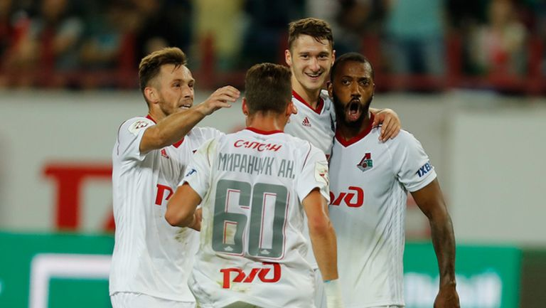 Локомотив (Москва) - SKA-Khabarovsk 1:0