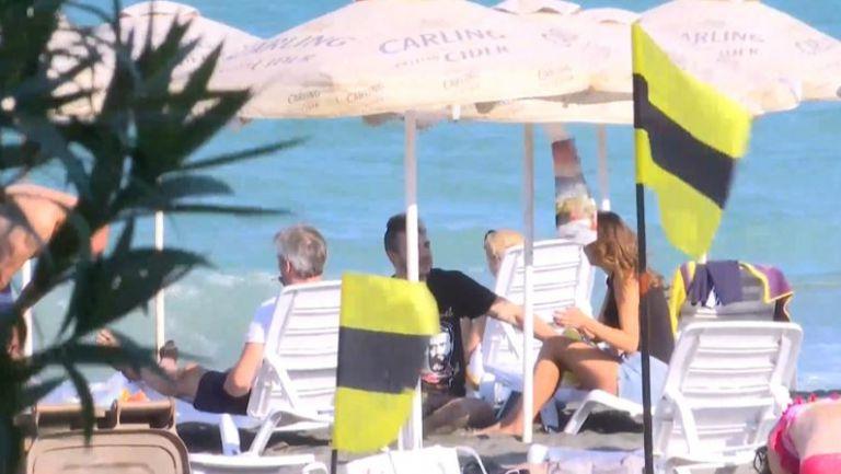 Бултрасите отново са на плажа в Бургас