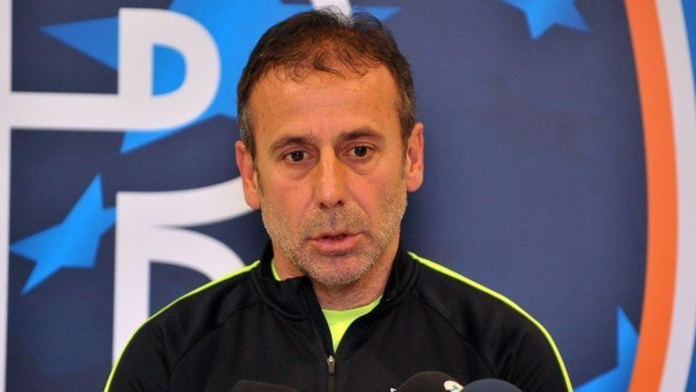 Треньорът на Истанбул ББ: Напълно съм фокусиран върху Лудогорец