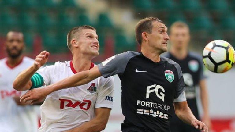 Локомотив (Москва) - Тосно 0:2