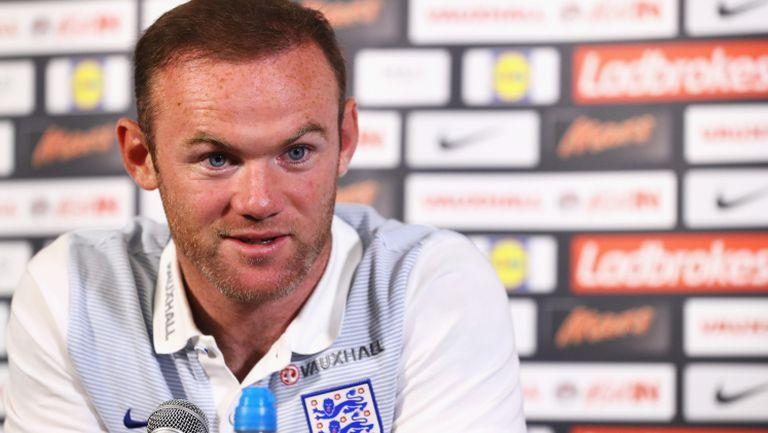 Уейн Рууни обяви оттеглянето си от националния отбор на Англия