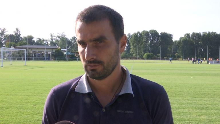Кристиян Добрев: Спряхме се на Митов, защото най-добре познава отбора