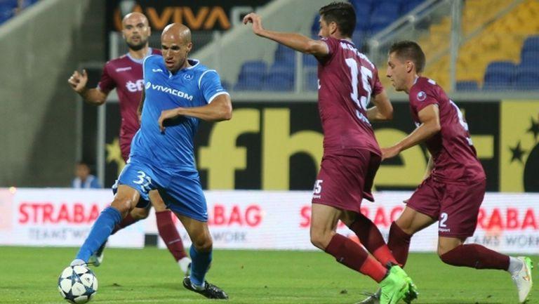 """Новата """"синя"""" звезда обяви целите си с екипа на Левски и какво очаква от публиката на """"Герена"""""""