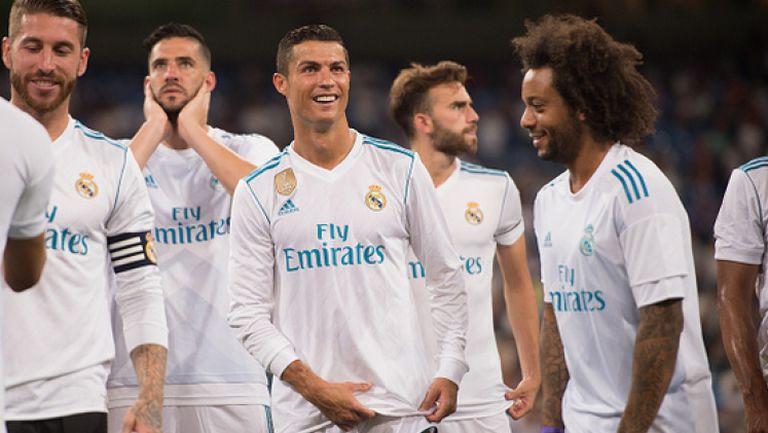Реал Мадрид - Фиорентина 2:1