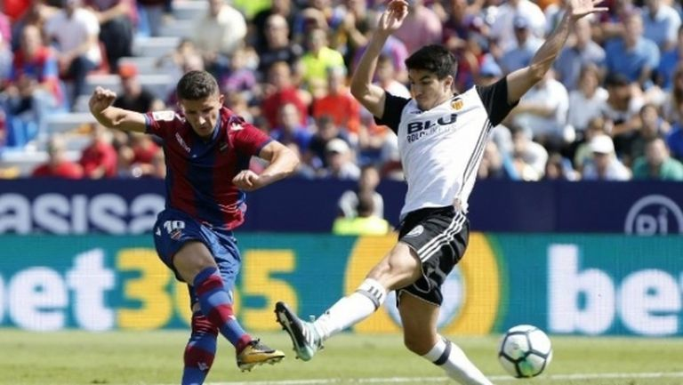 Не изскочи победител от дербито на Валенсия