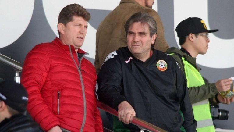 Стойчо Стоилов: Въпреки всички, ние ще бъдем там, където ни е мястото