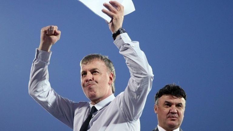 Сираков призова за моментален разстрел на играчи, треньори и ръководители, за да не се мъчат