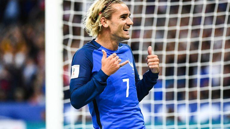 Франция - Холандия 4:0