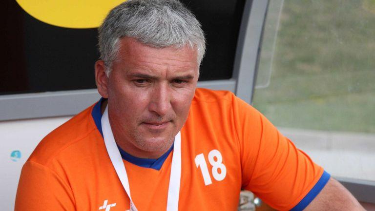 Петър Аджов: Целта е Рилски спортист да се утвърди в трета лига