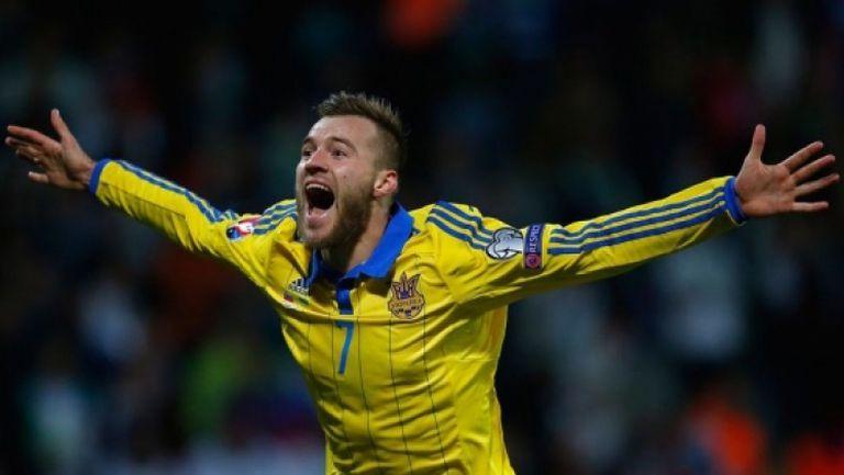 Украйна - Турция 2:0