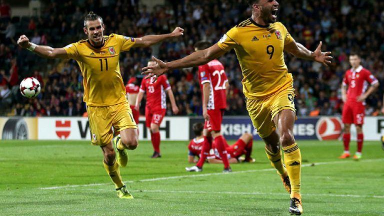 Молдова - Уелс 0:2