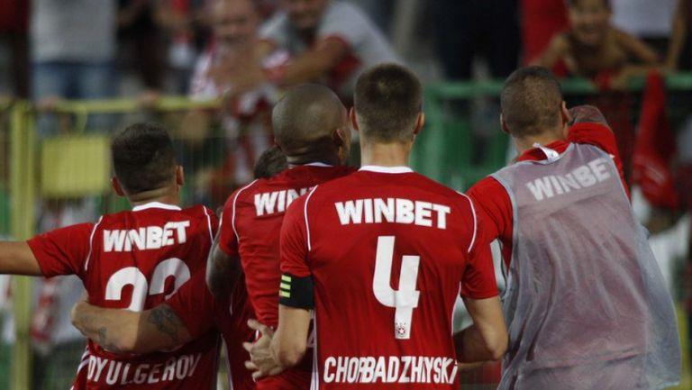 ЦСКА-София - Верея (Стара Загора) 3:0