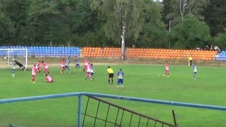 Страхотен гол при победа на Рилски спортист над Ботев (Ихтиман)