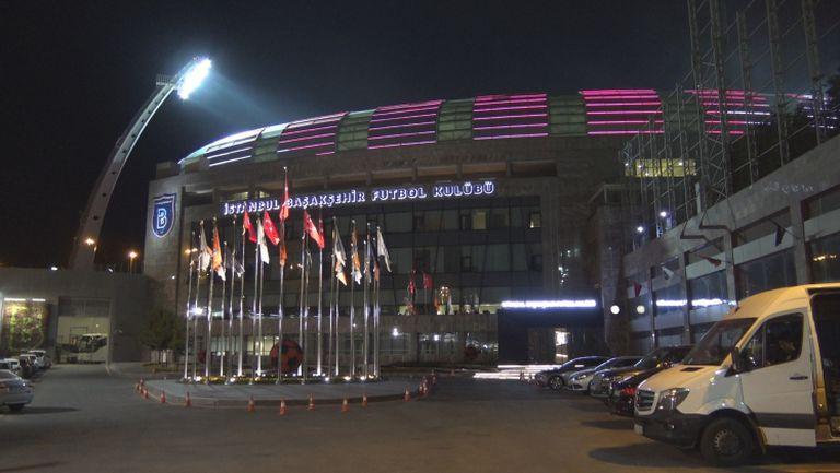 """Това е стадион """"Фатих Терим"""", където Лудогорец гостува в Лига Европа"""