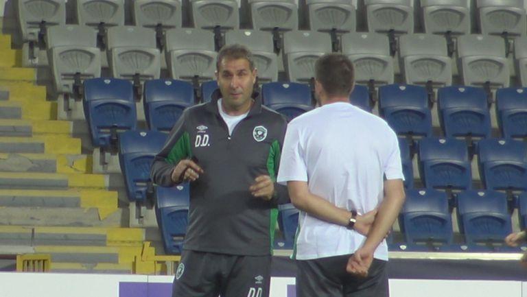 Лудогорец и без Мисиджан в първия мач от групите на Лига Европа