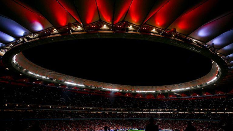Атлетико (Мадрид) влезе в новия си дом с победа