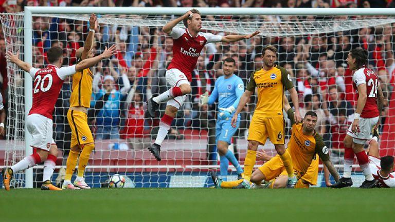 Арсенал - Брайтън 2:0