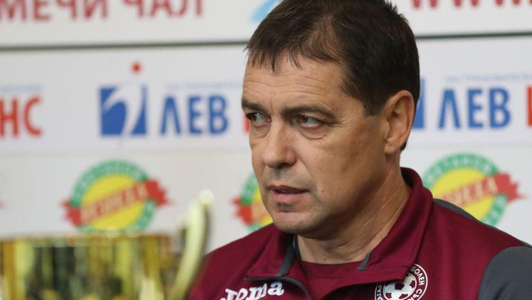Хубчев: Мачът срещу Франция трябва да ни сплоти и да ни направи по-силни