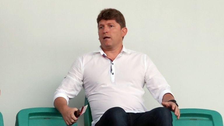 Стоилов: Маските паднаха, БФС се мъчи по всякакъв начин да ни спре