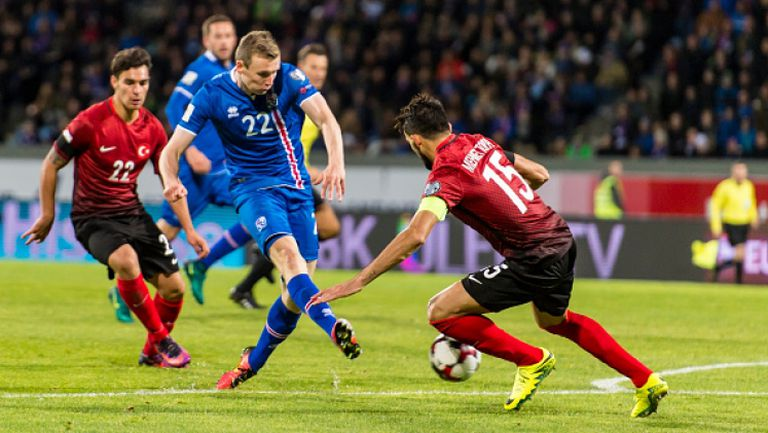 Турция - Исландия 0:3