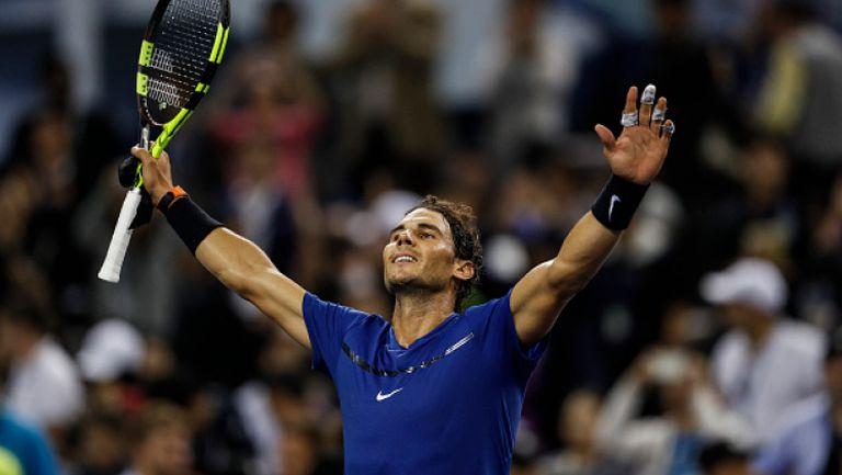 Мечтан финал в Шанхай! Федерер и Надал отново ще спорят за трофей