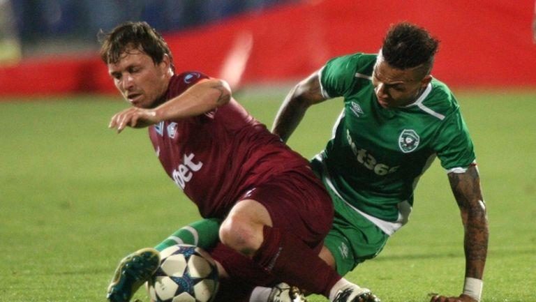Галчев: Срещу Левски бяхме ощетени, както и в почти всички други мачове