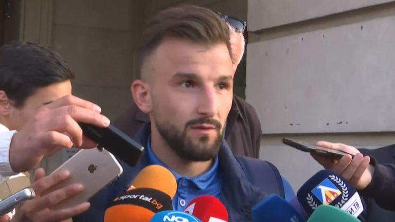 Васил Панайотов: Съжалявам, че не зарадвахме феновете на Левски