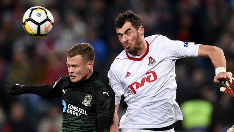 Локомотив победи Краснодар и се изравни със Зенит на върха в класирането