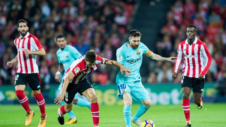 Атлетик Билбао - Барселона 0:2