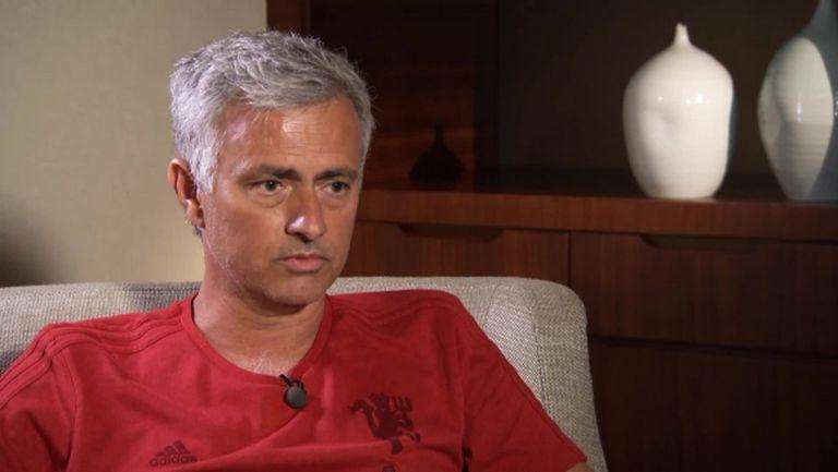Интервюто с Моуриньо: Три години ще стигнат на Юнайтед да се завърне