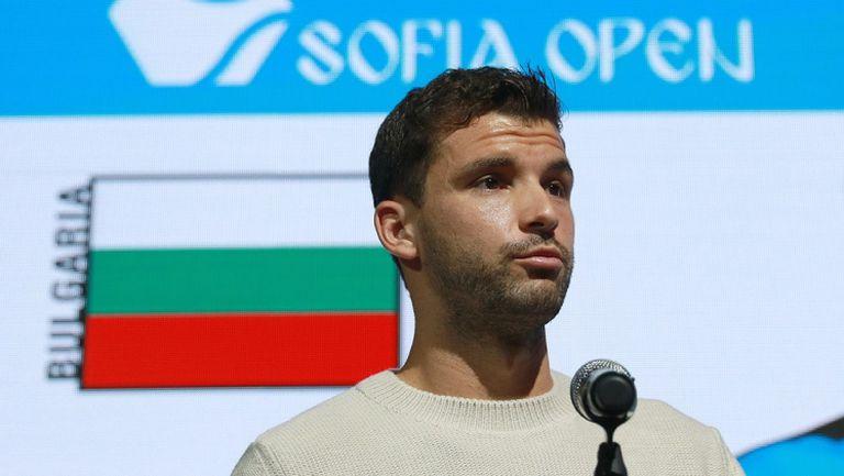 Официално: Григор ще защитава титлата си на Sofia Open