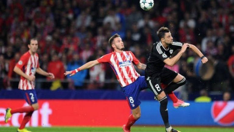 Атлетико Мадрид - Карабах 1:1