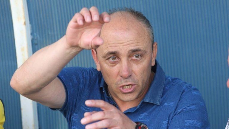 Илиан Илиев: Ще се опитаме да направим добър мач