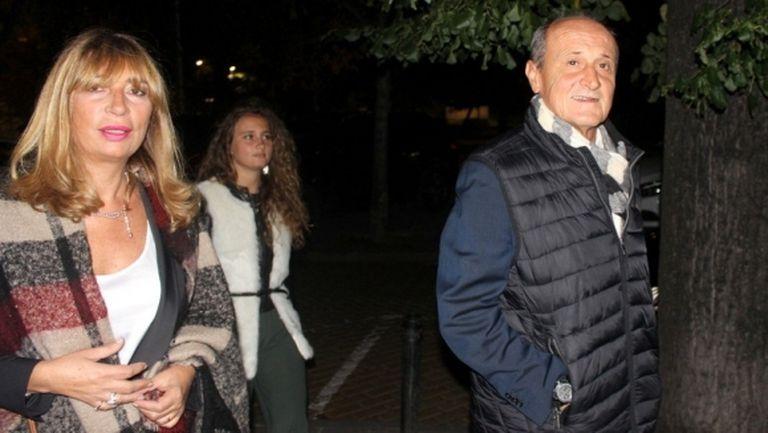 Спас Русев събра Левски в луксозен ресторант