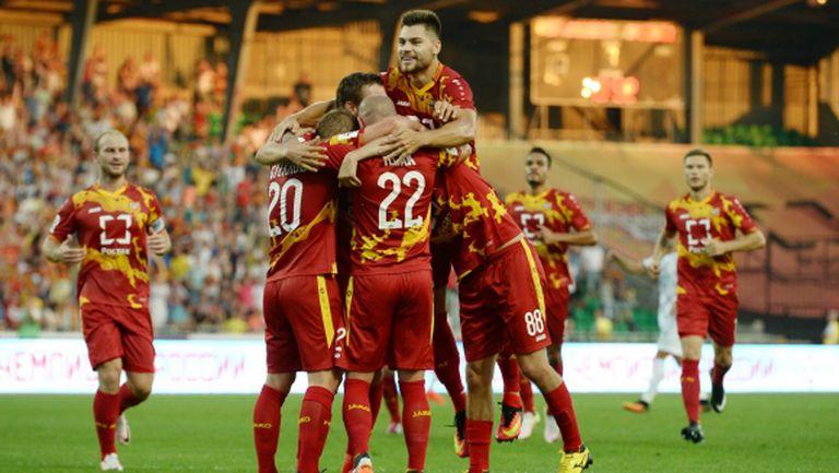 Арсенал (Тула) с историческа първа победа над Краснодар, Александров с цял мач