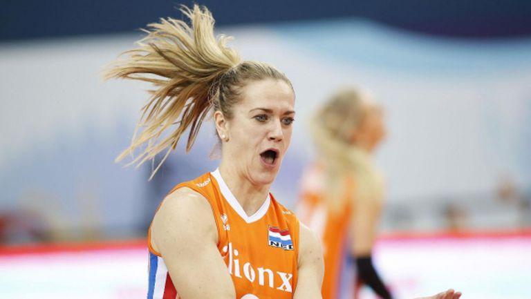 Холандия разплака Азербайджан в Баку (видео + снимки)